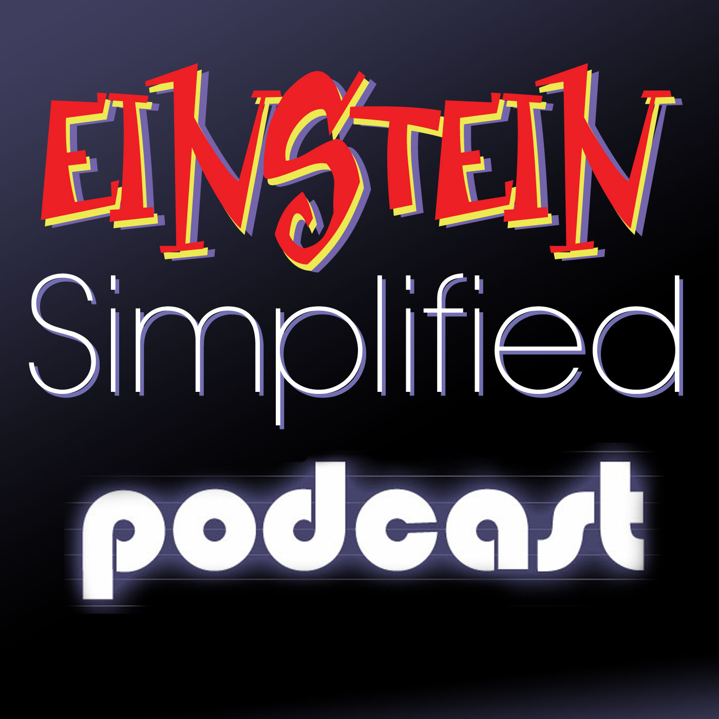 Einstein Simplified - Podcast